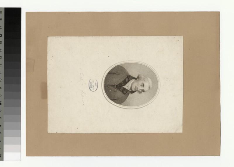 Portrait of Col Davies