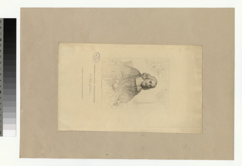 Portrait of Maj. Gen Desborough