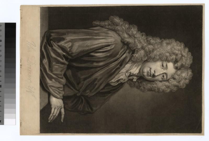 Portrait of John Dormer (WAHP35085.1)