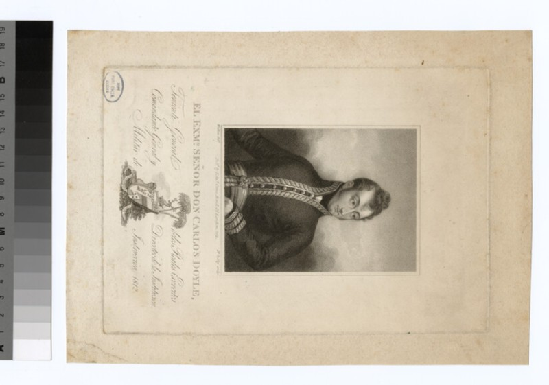 Portrait of Gen.C. Doyle (WAHP35089)