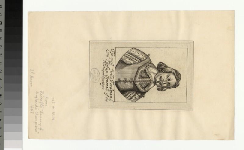 Portrait of Ferdinand, Lord Fairfax