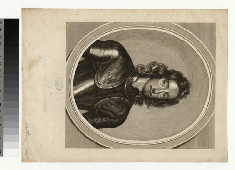 Portrait of Thomas Fairfax (WAHP35129.1)