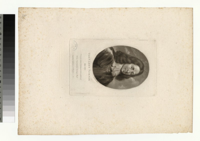 Portrait of Gen Fairfax