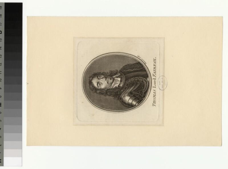 Portrait of Lord T. Fairfax