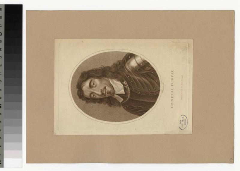 Portrait of Gen Fairfax (WAHP35149)
