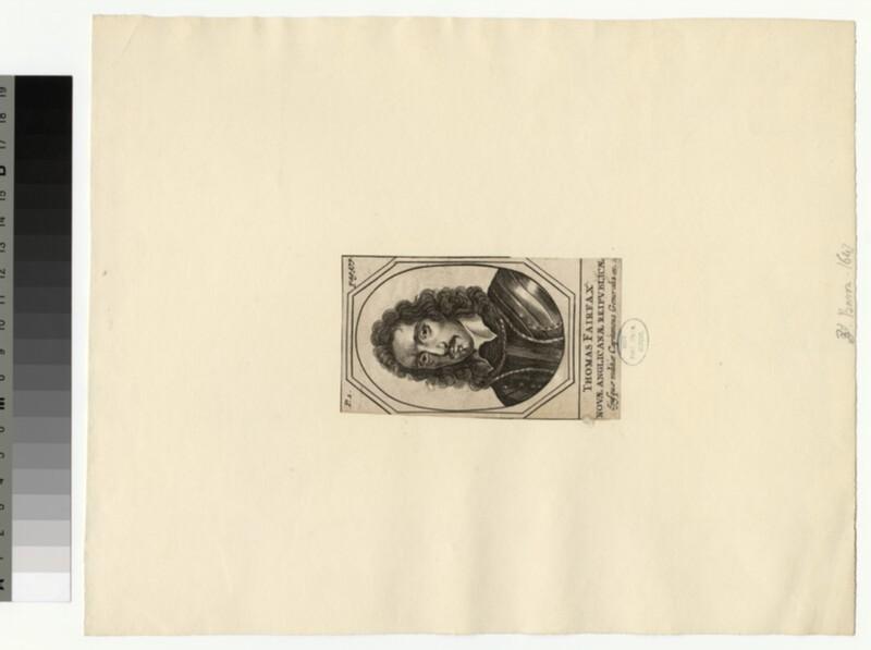 Portrait of Thomas Fairfax (WAHP35163.2)