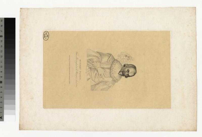 Portrait of R. Fludd