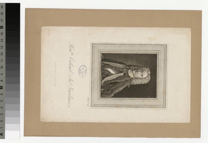 Portrait of Col. J. Gardiner
