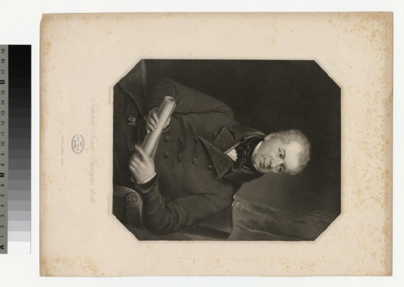 Portrait of Gen.I. Gascoyne