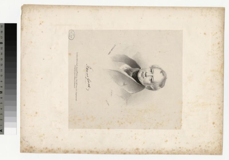 Portrait of F. Gore (WAHP35264)
