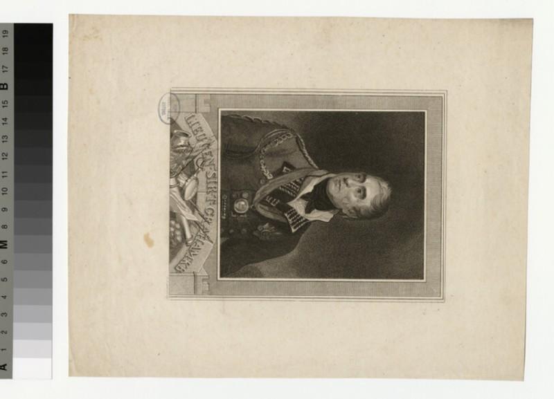 Portrait of Lt Gen Graham (WAHP35268)