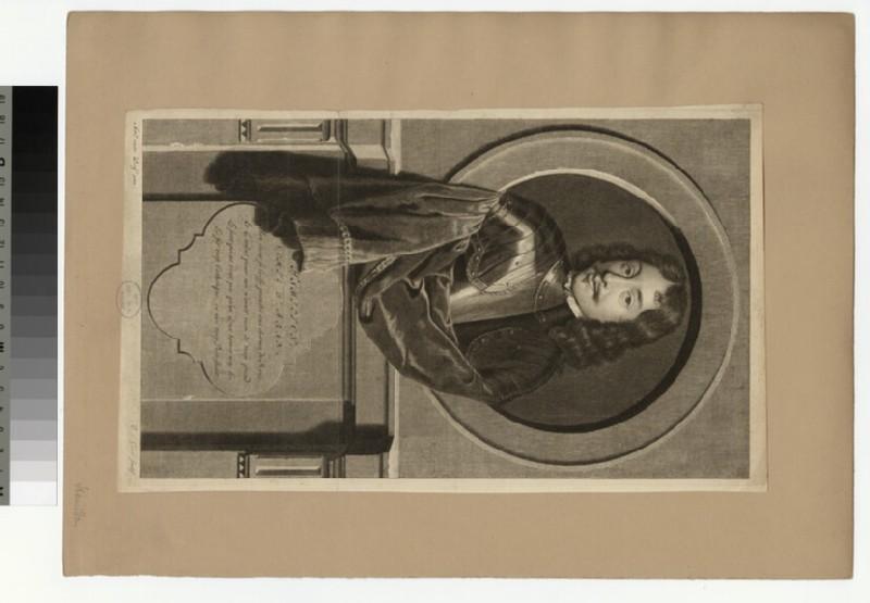 Portrait of Earl of Arran (WAHP35307)