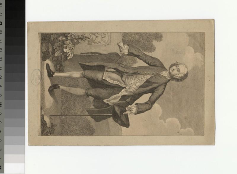 Portrait of Gen.G. Hamilton