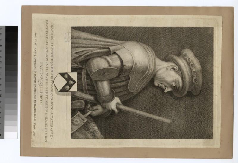 Portrait of Sir John Hawkwood