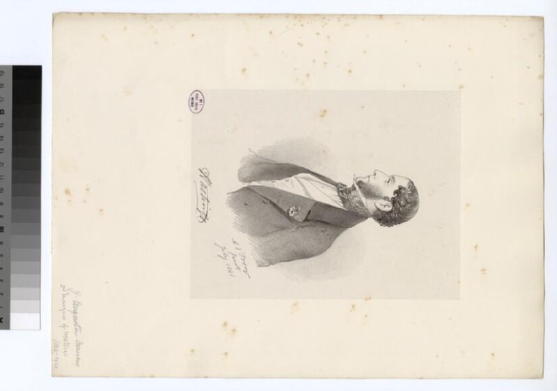 Portrait of George Rawdon-Hastings, 2nd Marquess of Hastings (WAHP35330)