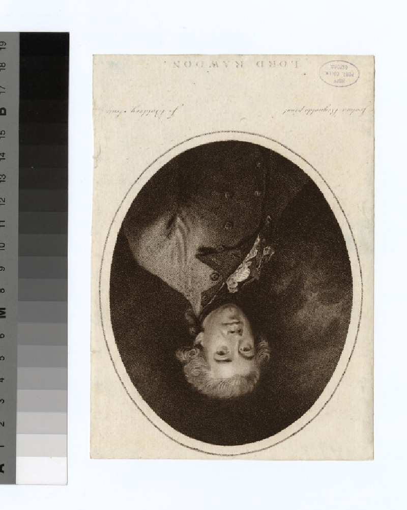 Portrait of Lord Rawdon