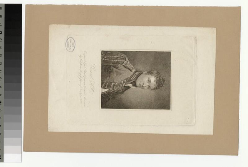 Portrait of Gen. Lord Hill