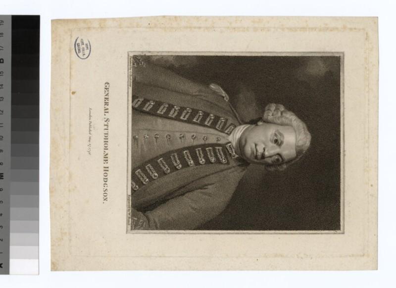Portrait of Gen.S. Hodgson