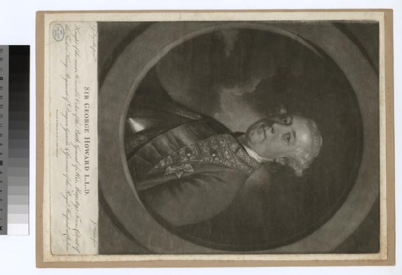 Portrait of Sir G. Howard