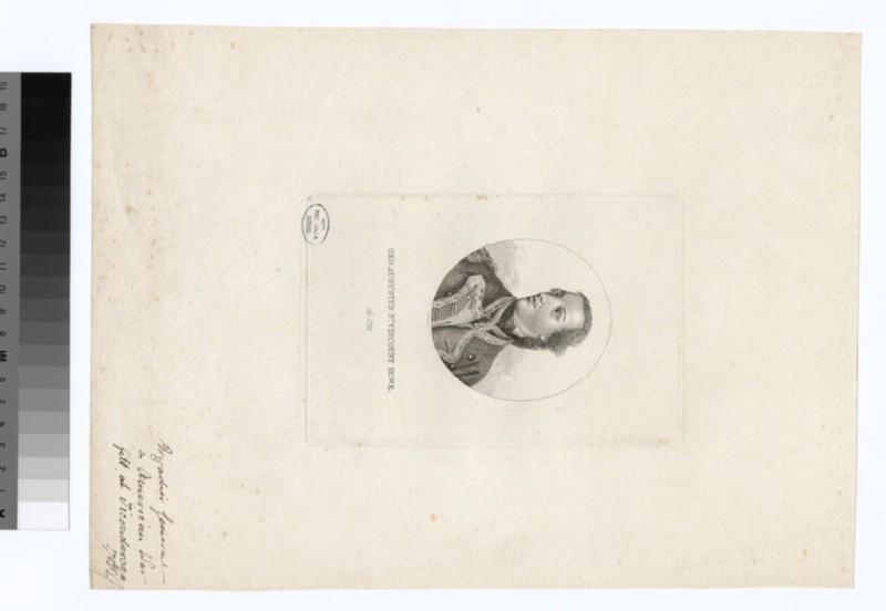 Portrait of George Howe, 3rd Viscount Howe