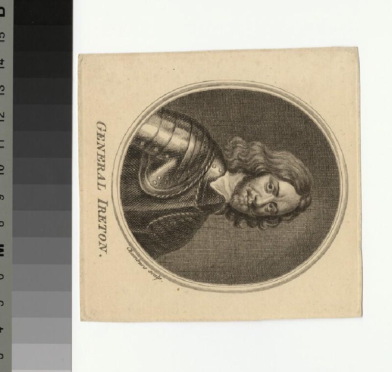 Portrait of Gen Ireton