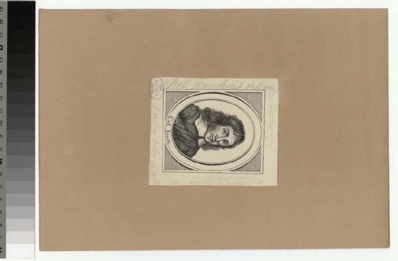 Portrait of Col Jones (WAHP35438)