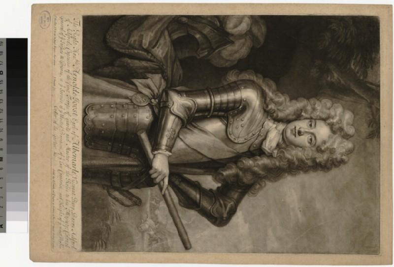 Portrait of Earl of Albemarle