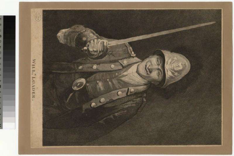 Portrait of W. Loader (WAHP35529)