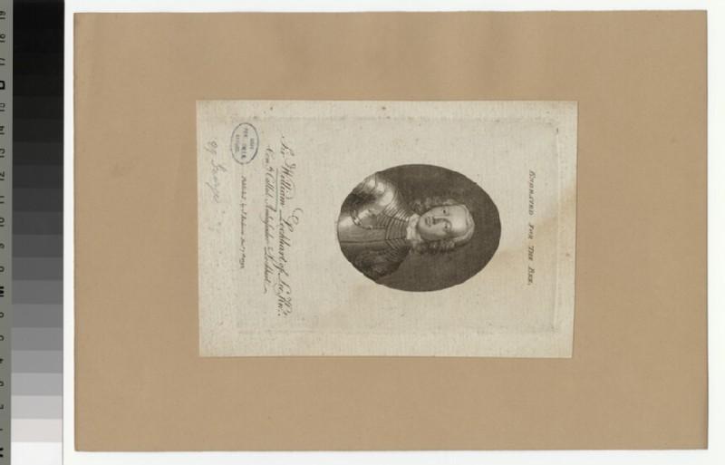 Portrait of W. Lockhart (WAHP35531)