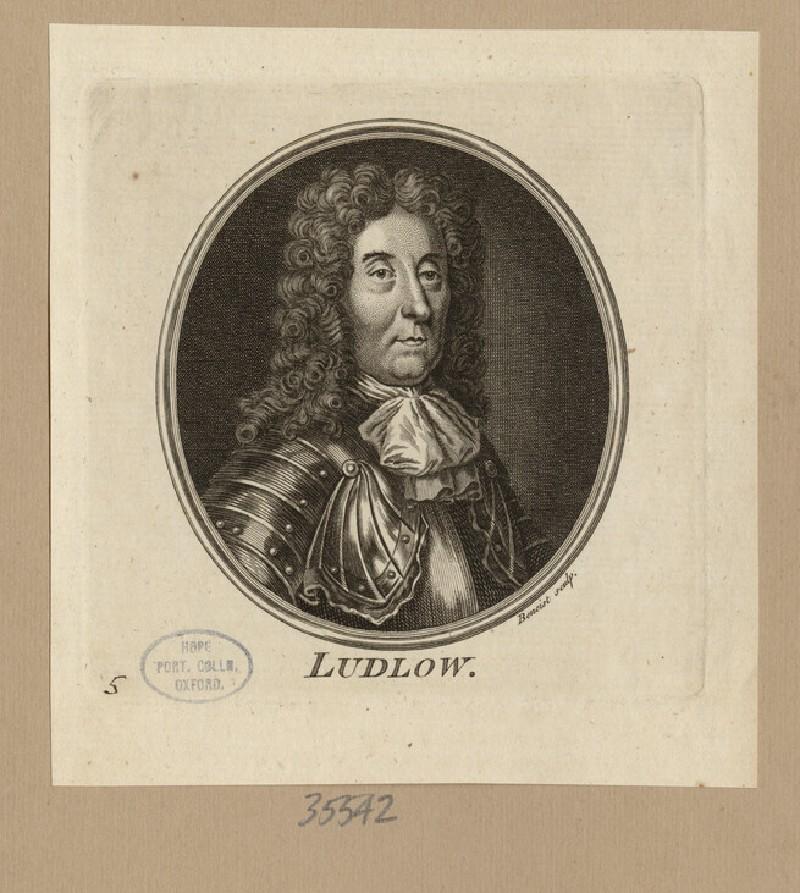 Portrait of E. Ludlow (WAHP35542)