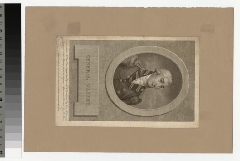 Portrait of Gen Massey (WAHP35581)