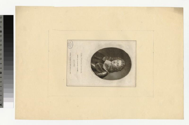Portrait of Col Penruddock (WAHP35678.1)