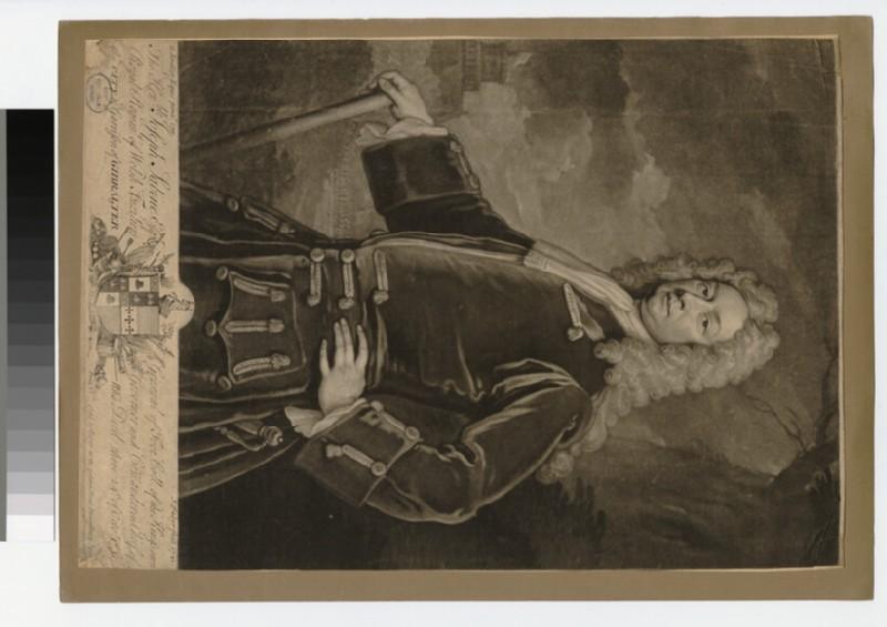 Portrait of Gen.J. Sabine (WAHP35731)