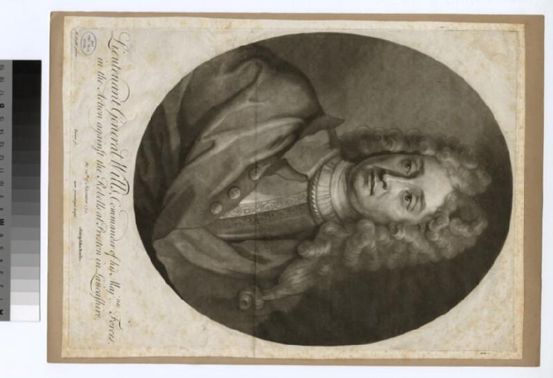 Portrait of Lt Gen Wills