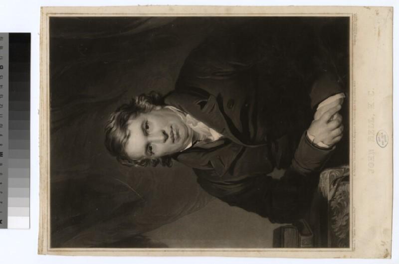Portrait of J. Bell