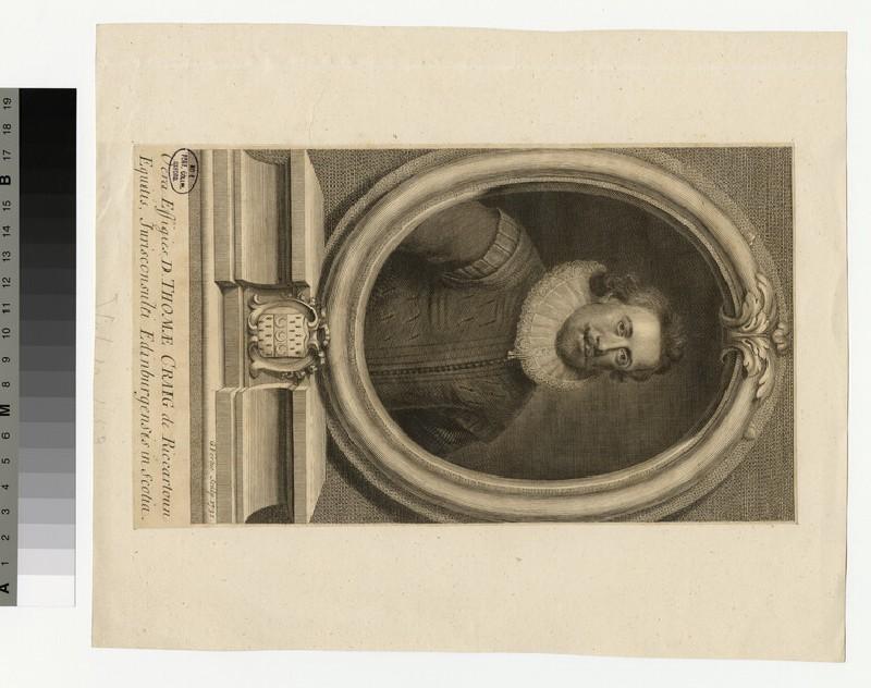 Portrait of T. Craig (WAHP36368)