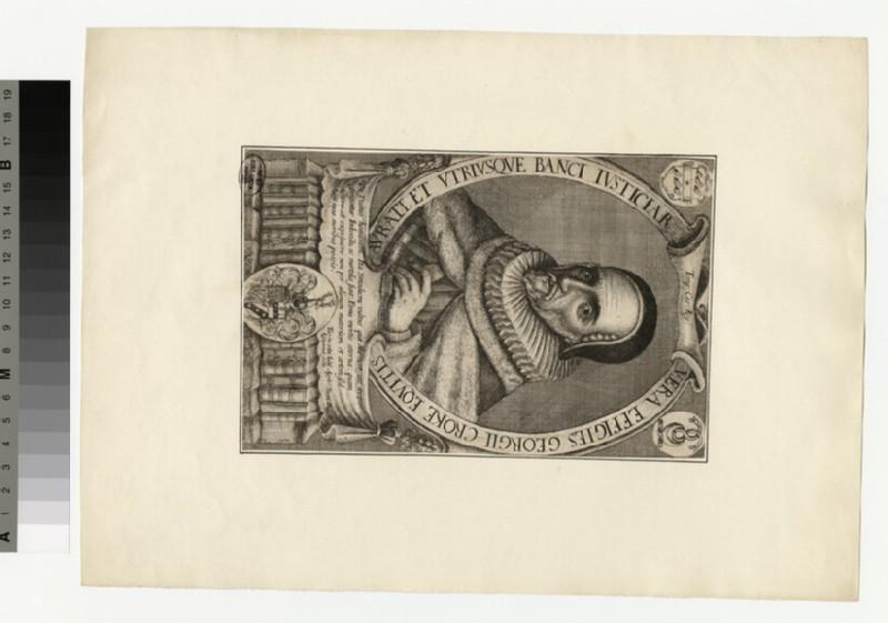Portrait of Sir J. Croke (WAHP36371.1)