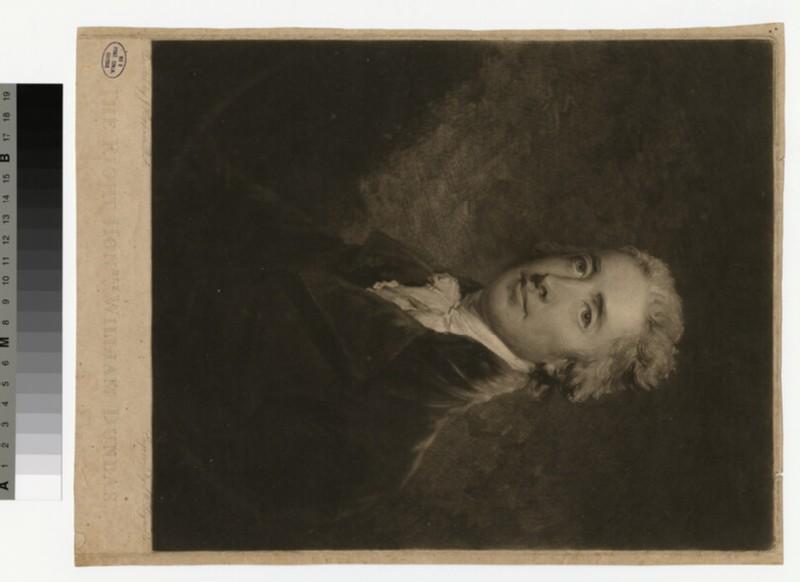 Portrait of W. Dundas (WAHP36427)