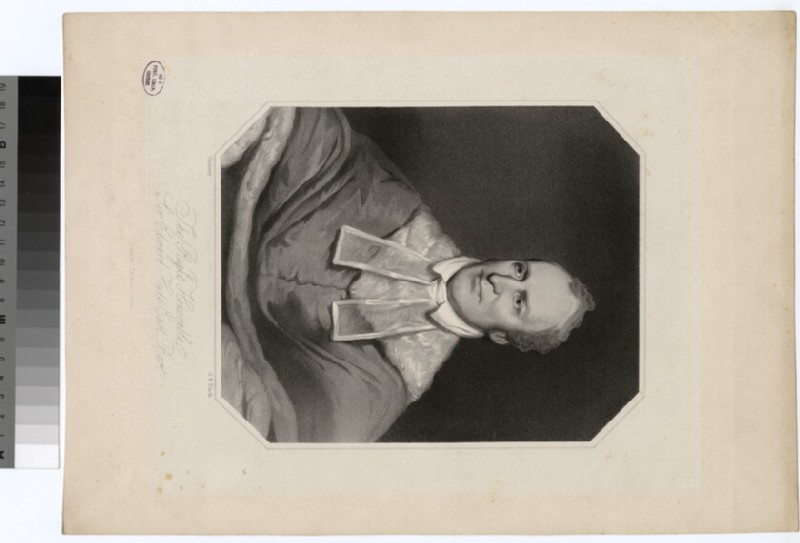 Portrait of Sir E. H. East