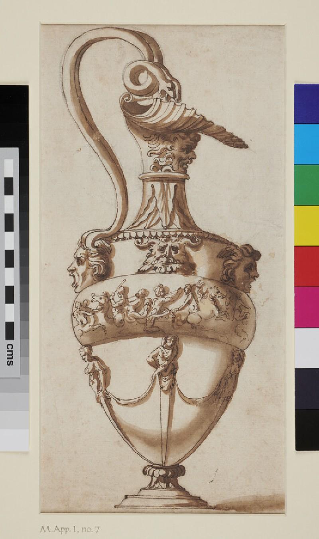 Design for a ewer
