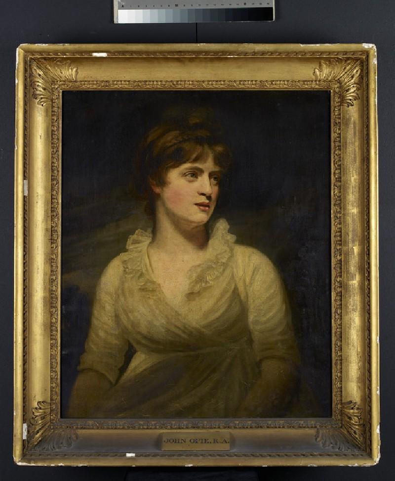 Amelia Alderson, the Artist's second wife (WA1952.125)