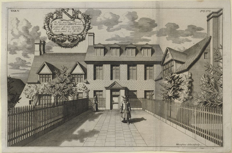 Bicester House (WA.RS.ED.109, Burghers, Michael - Bicester House ())
