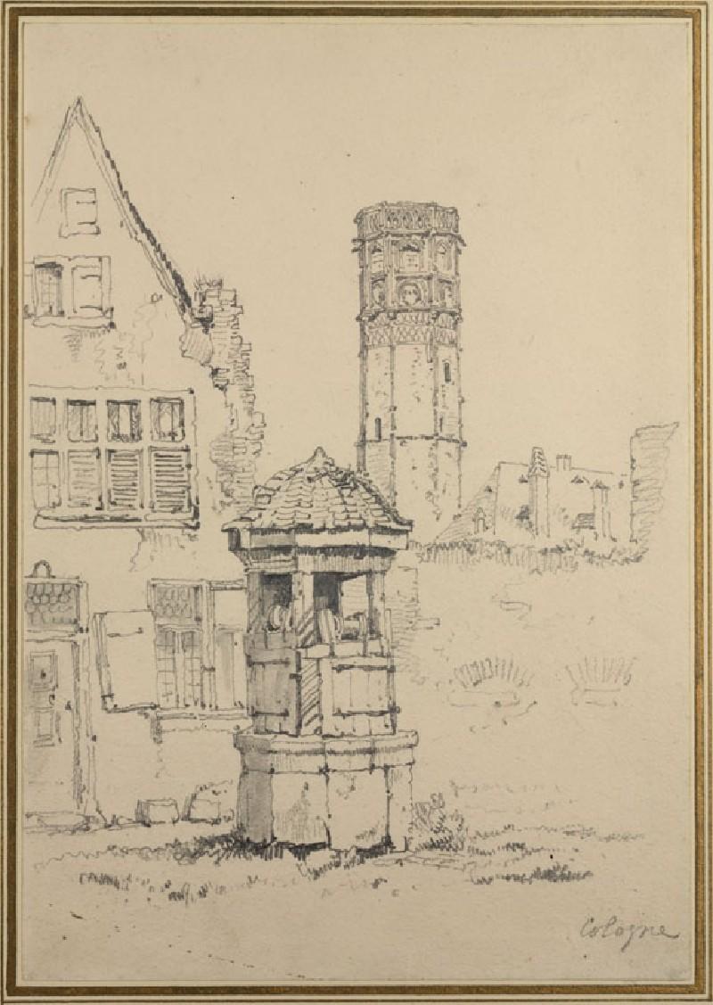 Sketch at Cologne