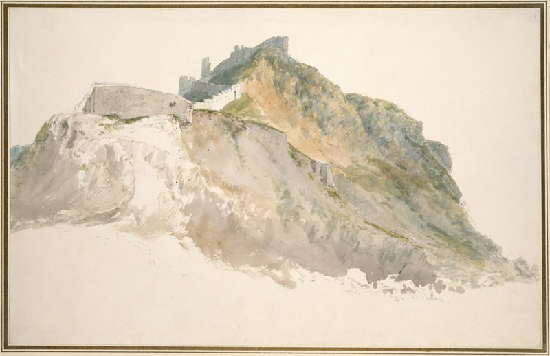 Scarborough (WA.RS.RUD.128, Turner, Joseph Mallord William - Scarborough ())