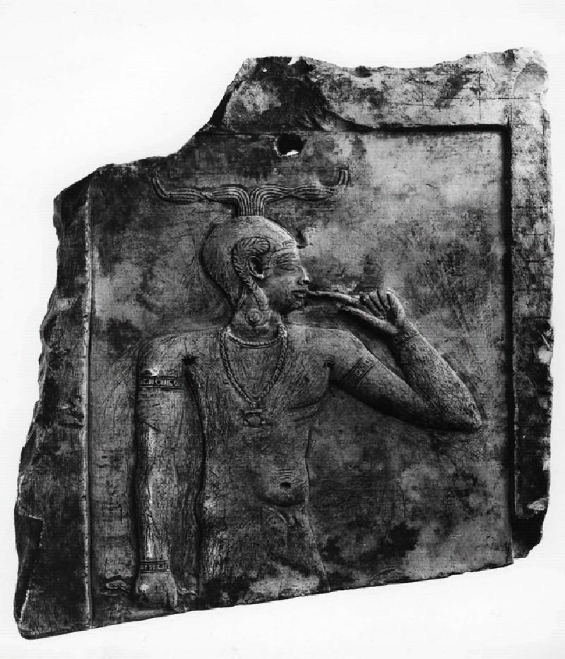 Sculptor's trial piece (AN1892.1160, record shot)