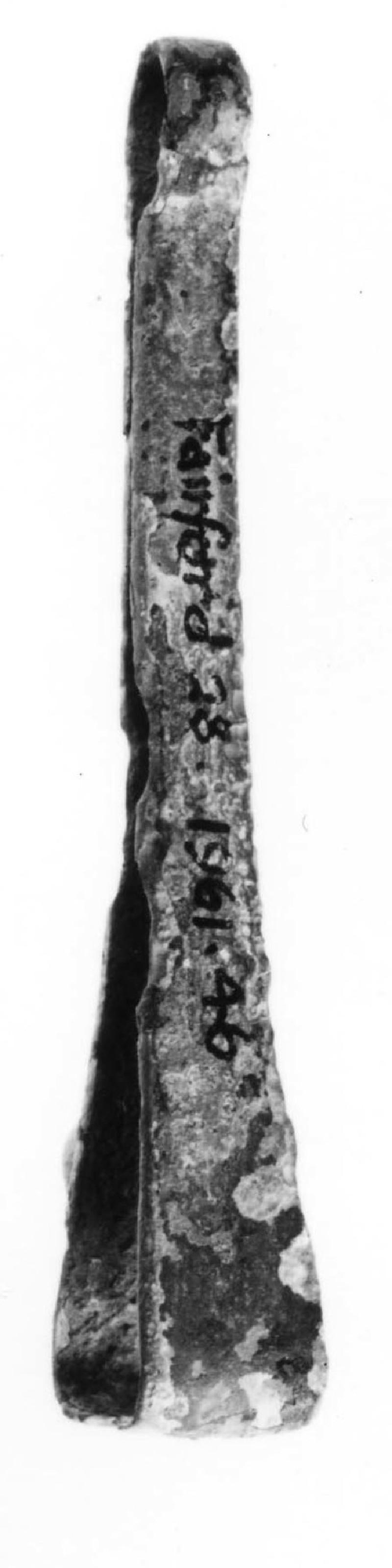 Tweezers (AN1961.46, record shot)