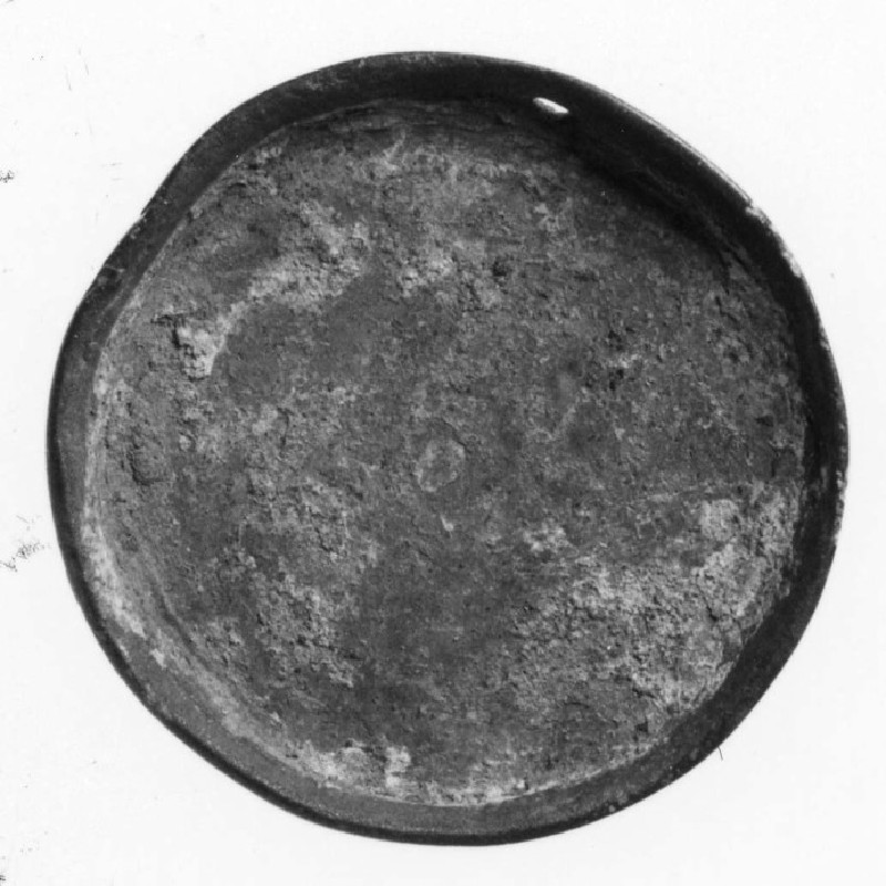 Copper alloy applied brooch (AN1961.94, record shot)