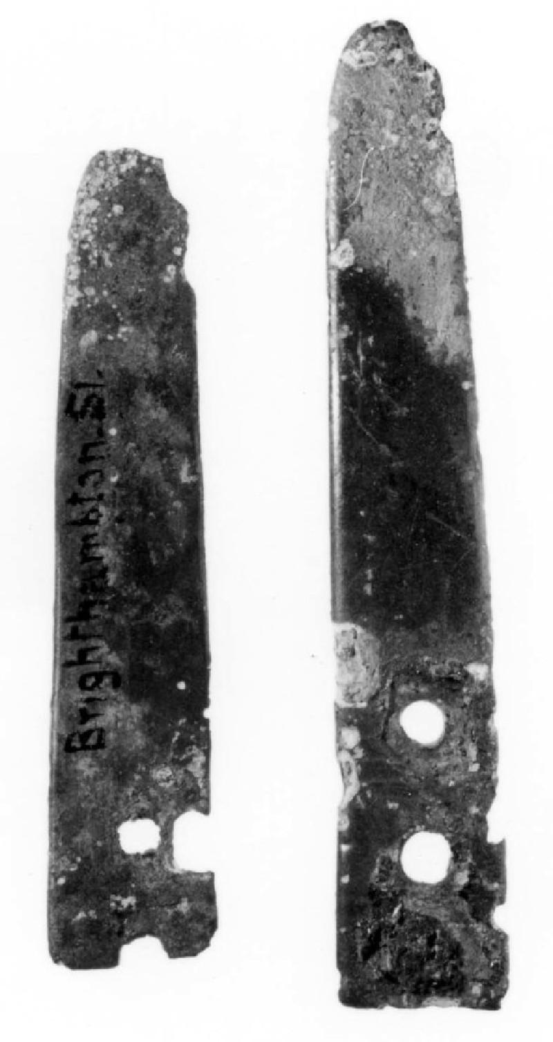 Strap end (AN1966.125, record shot)