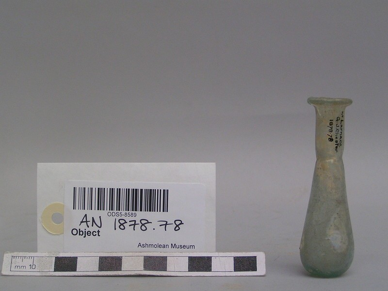 Glass unguentarium