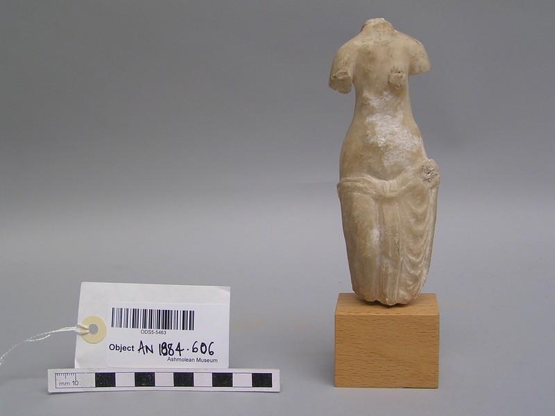 Alabaster statuette of Aphrodite (Venus)